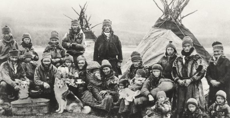 Nordic_Sami_people The Sami Tipi Heritage