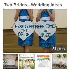 Two Brides Tipi Wedding