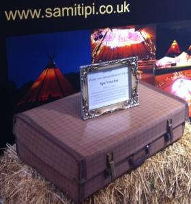 Sami Tipi national wedding show stand
