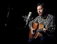 Mark James acoustic guitarist