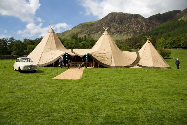 Tipi Hire Midlands