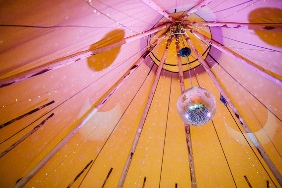 Tipi Sparkle - Photo by Matt Brown Photography