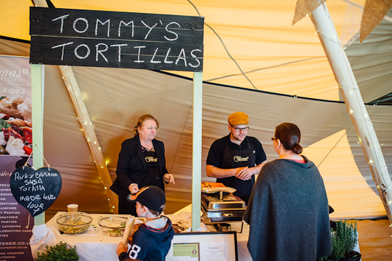 Thomas the Caterer - Image by MattBrownPhotography