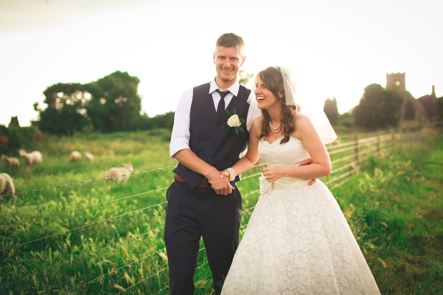 Tipi Wedding captured by Chris Terry Photography Notthingham