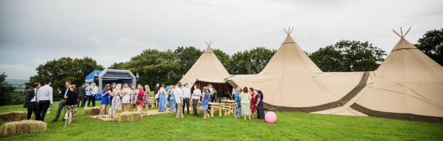 Sami Tipi Wedding photo captured by Cris Matthews