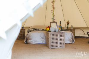 Bell Bliss Luxury Bell Tent Hire
